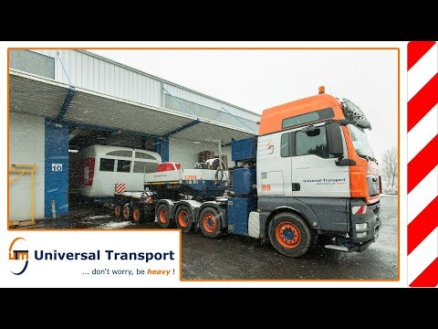 Universal Transport - Wind Power Transport