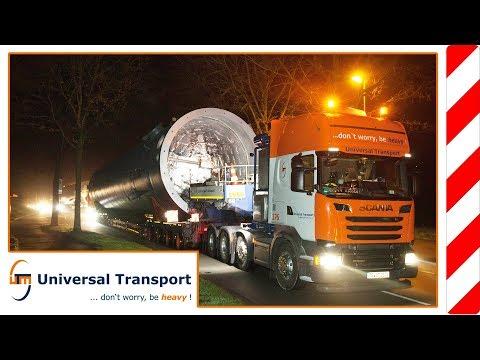 Universal Transport - 2 vessels 1 destination