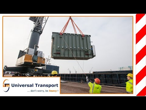 Universal Transport - Further North is not possible...
