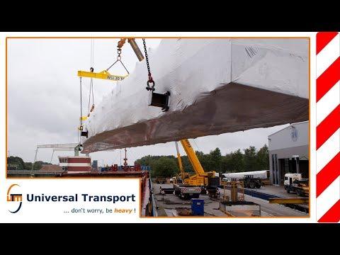 Universal Transport - Long load, short trip