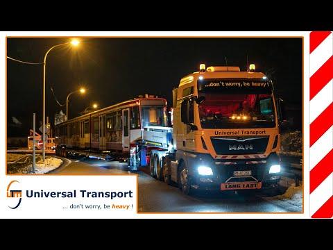 Universal Transport - Aktion Lichtblicke