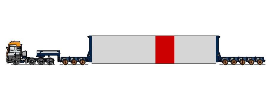 Башенный адаптер, зафланцованный
