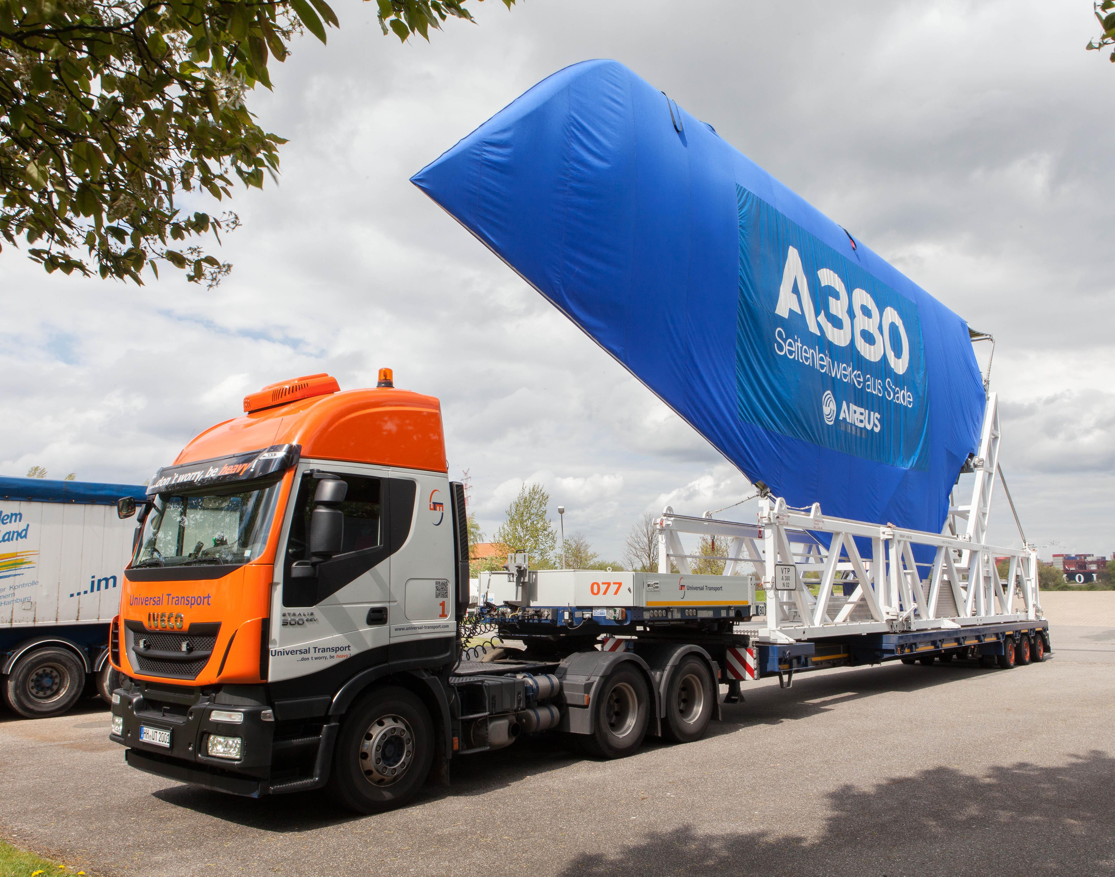 Universal Transport Aero